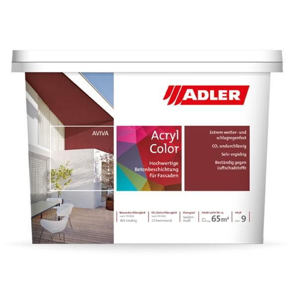 Adler Acryl color Fassadenfarbe - Produkte