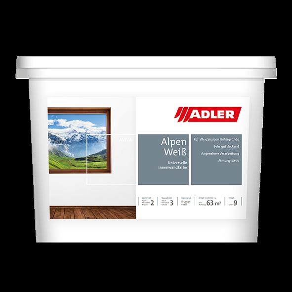 Adler Alpen Weiss - Produkte