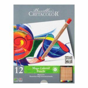 Megacolor Metalletui - Produkte