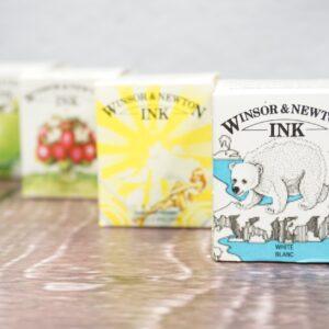 Winsor und Newton Tusche - Produkte