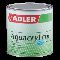 Adler Aquacryl CFB - Produkte