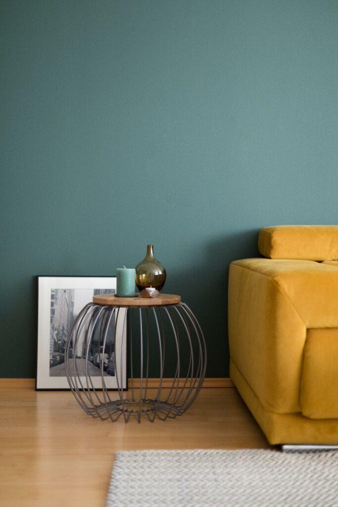 Wohnbeispiel Farbe