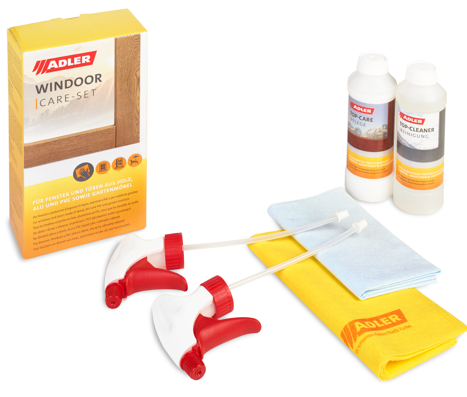 Adler Windoor | Care-Set